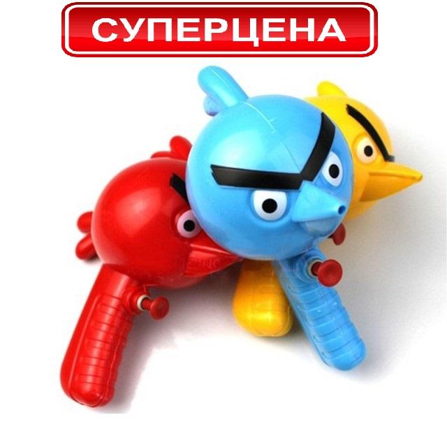Водяной пистолет Angry Birds